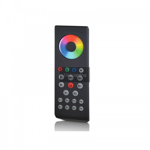 RF RGBW 2 zone controller