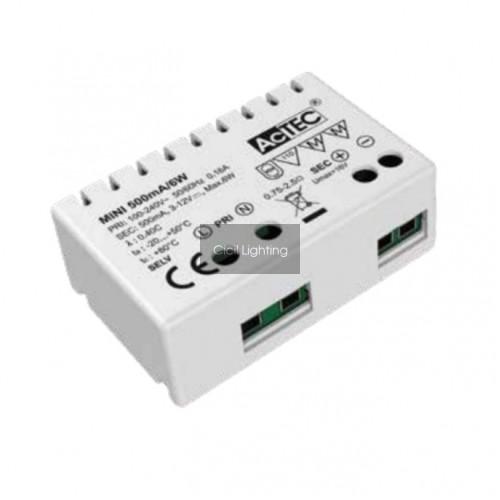 AcTec LED driver Mini niet-dimbaar max. 6w