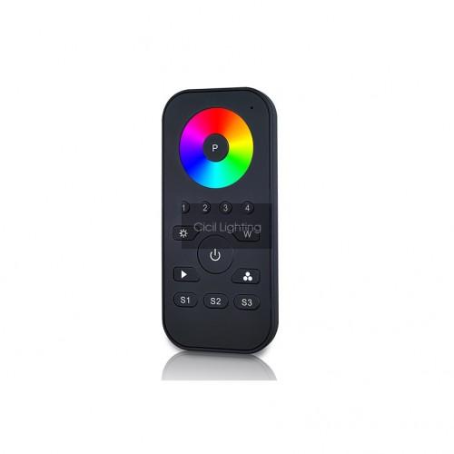 RF RGBW 4 Zone LED afstandsbediening