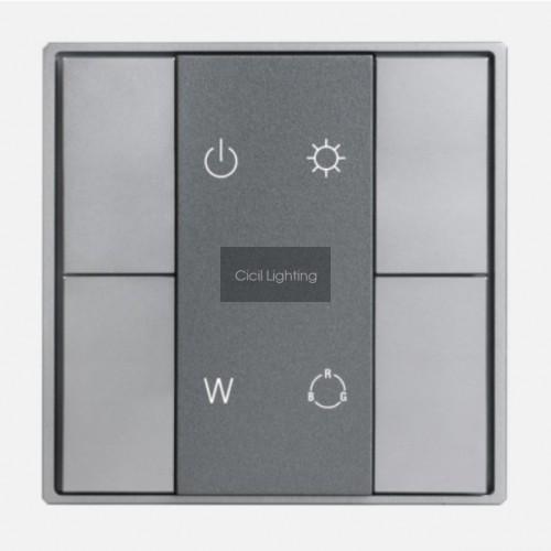 0-10v Draaidimmer wandpaneel