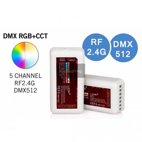 RGBWW DMX512 controller