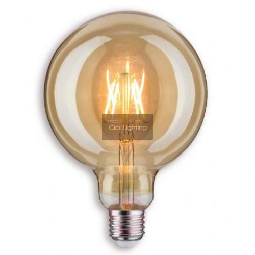 LED G125 Filament Lamp