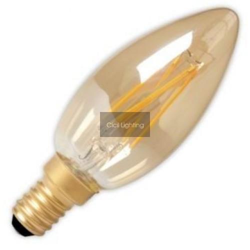 LED Filament E14 B35 Kaars