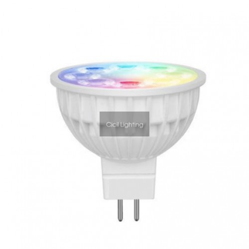 MR16 RGBWW 4w 12-24v