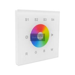 Zigbee RGBW touch panel 1 groeps